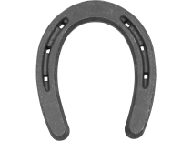 St. Croix Pony horseshoe, bottom side